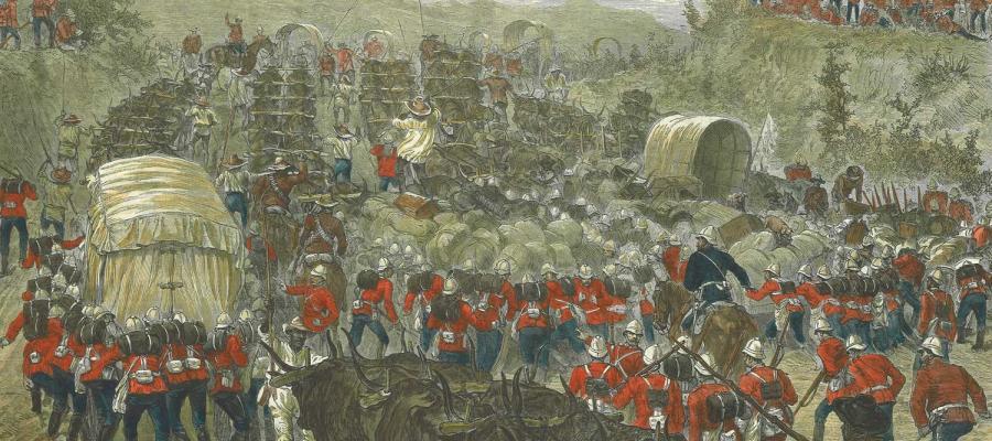 Photo of Chelmsfords-return-British-History