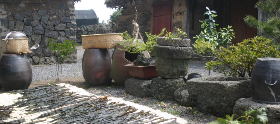 Korean Folk Village, Photo by: Jeju