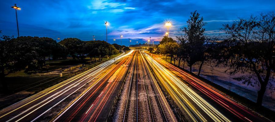 Urban Traffic, Photo by Milo