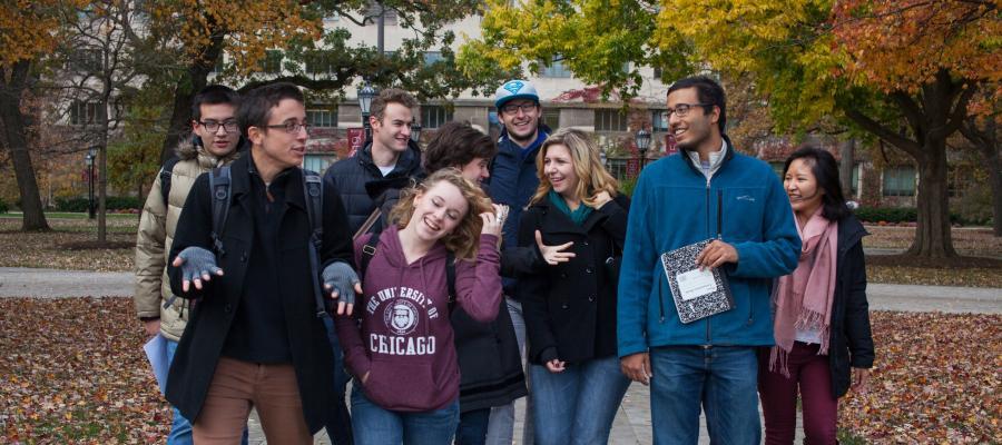 MA Students