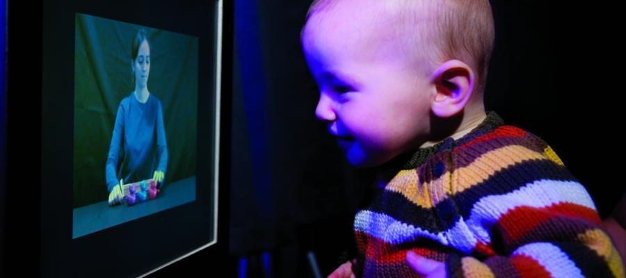 Picture of Baby Viewing Screen